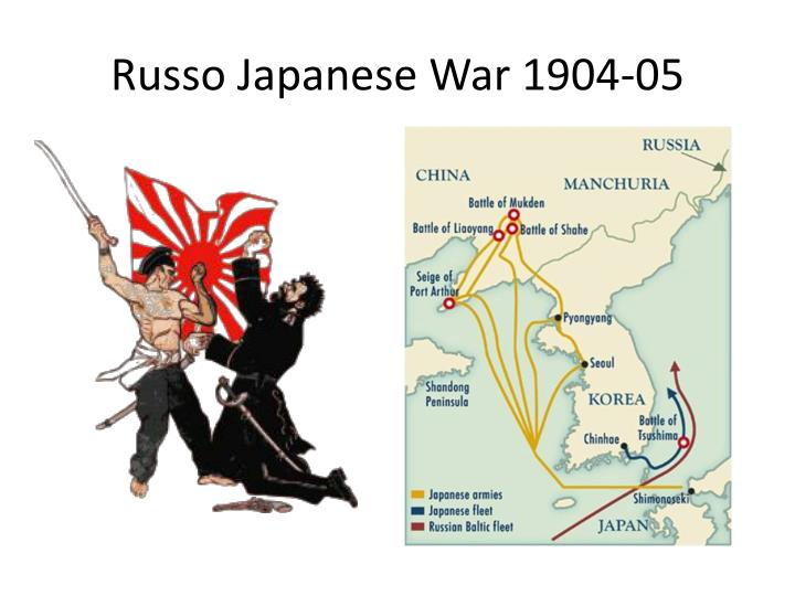 russo japanese war research paper
