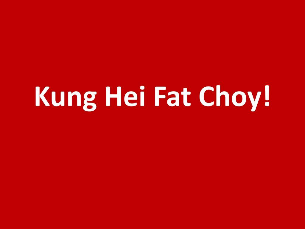 kung hei fat choy n