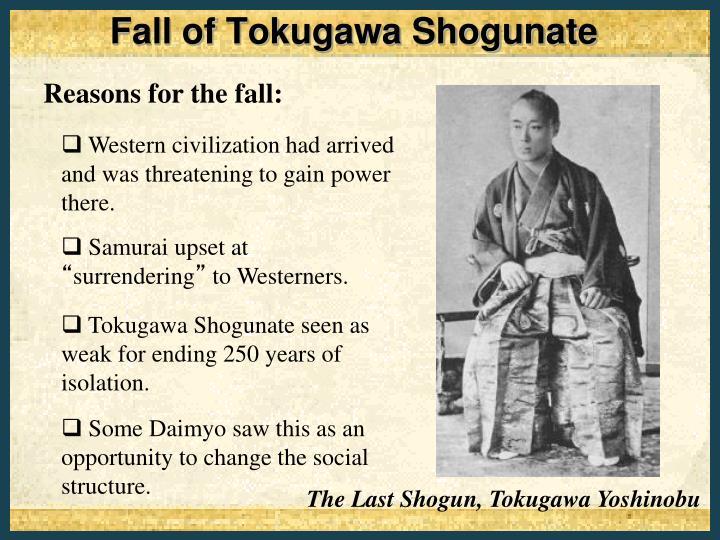 The Last Shogun, Tokugawa Yoshinobu
