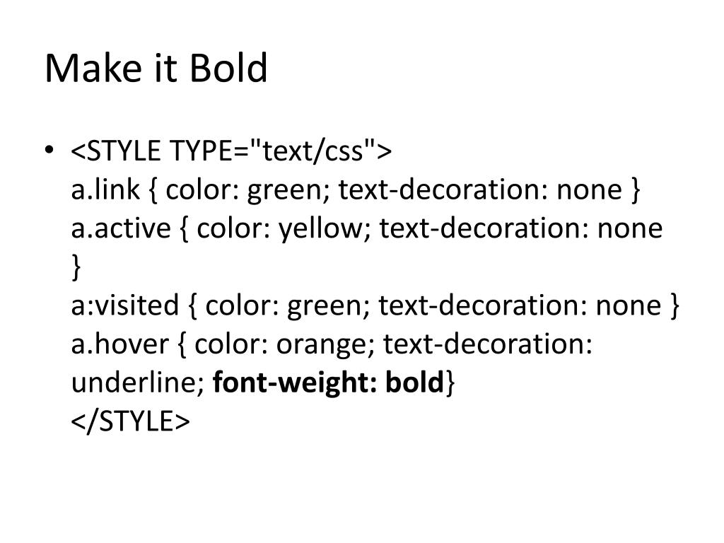 Css Text Decoration None - Things Decor Ideas