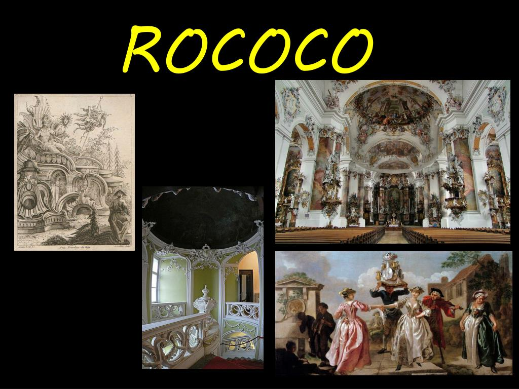 Ppt Rococo Powerpoint Presentation Free Download Id 1864103