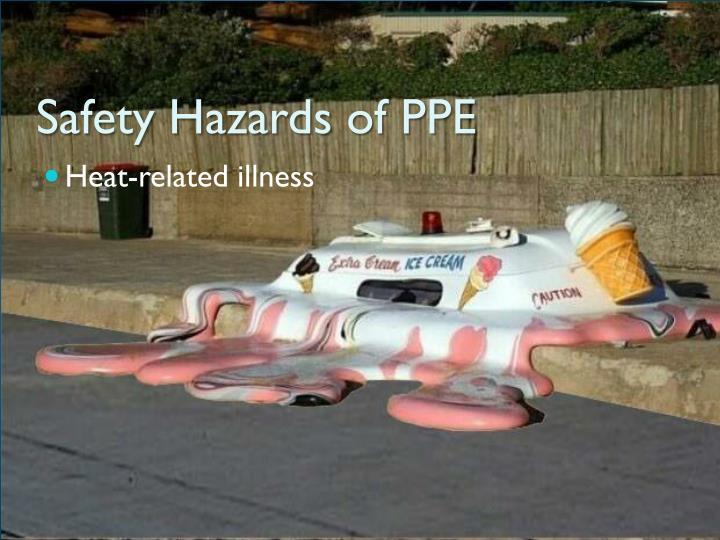 Safety Hazards