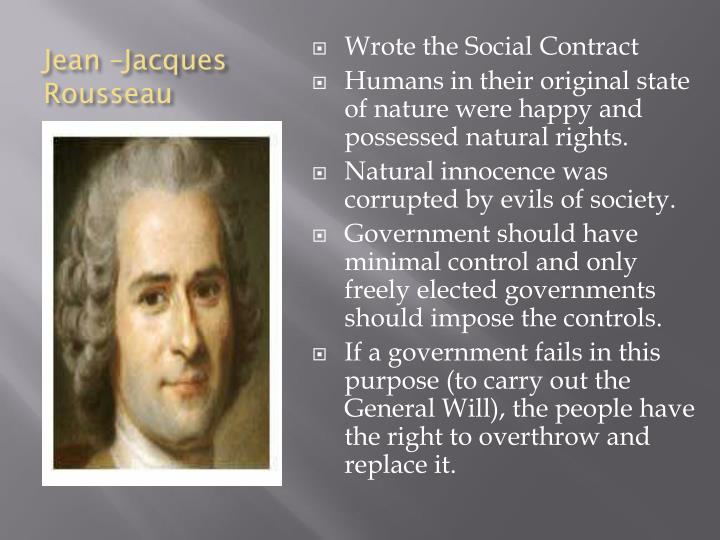 a debate among philosophers nature nurture and the views of john locke and jean jacques rousseau