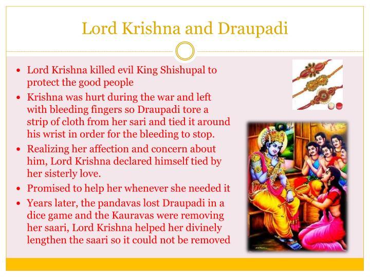 Lord Krishna and