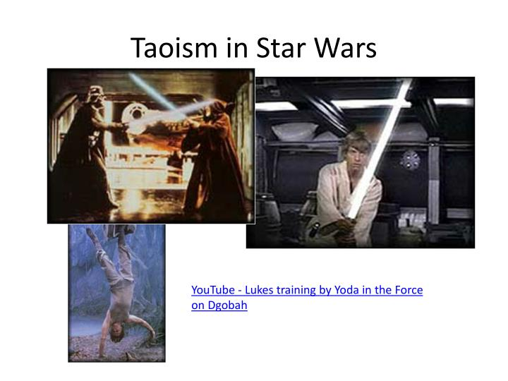 Taoism in Star Wars