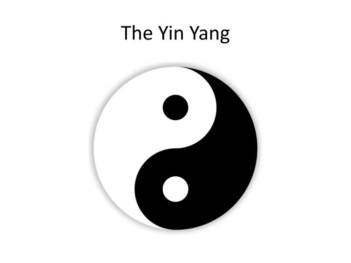 The Yin Yang