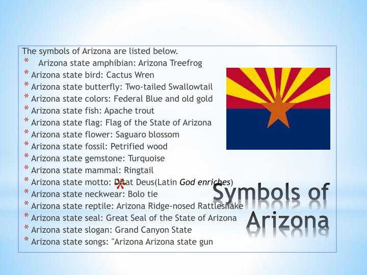 Ppt Arizona Powerpoint Presentation Id1865303