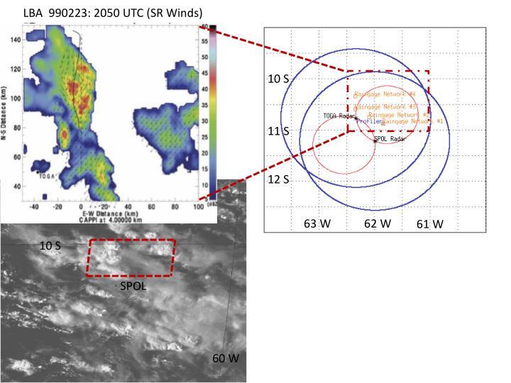 LBA  990223: 2050 UTC (SR Winds)