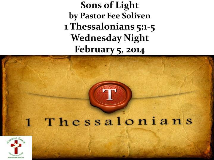 Sons of Light