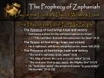 the prophecy of zephaniah14