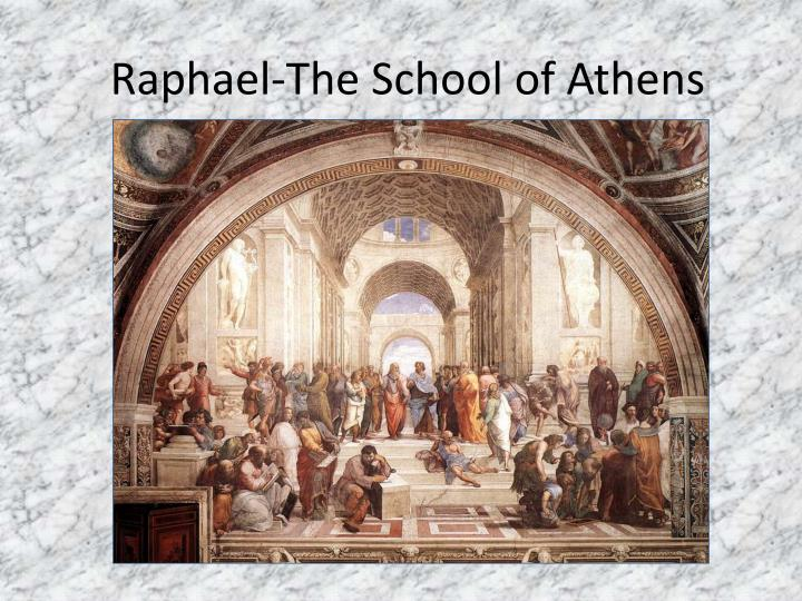 Raphael-The School of Athens