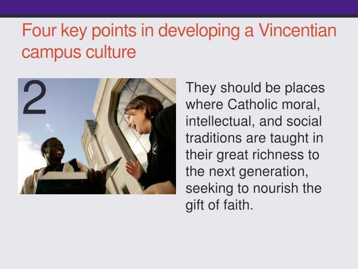 Four key points