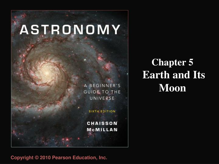 chapter 5 earth and its moon n.