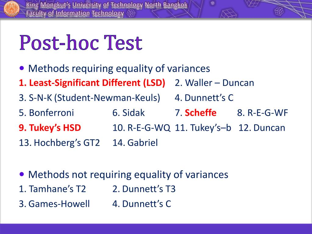 PPT - Inferential Statistics: Hypothesis Testing PowerPoint