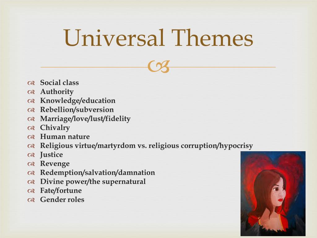 PPT - The Canterbury Tales PowerPoint Presentation - ID:1869840