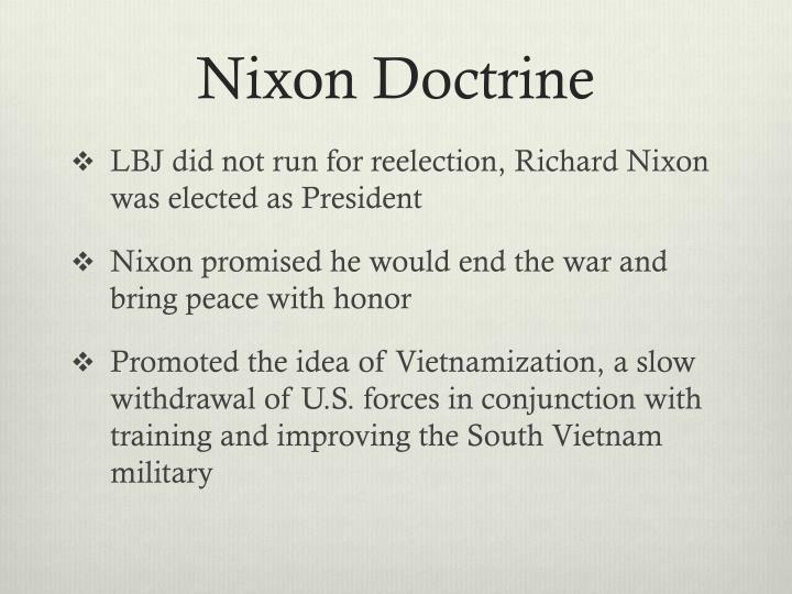 Nixon Doctrine