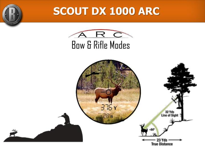 SCOUT DX 1000 ARC