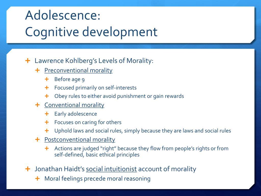 Black teen cognitive development — 14