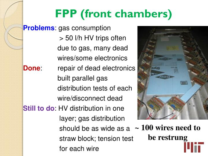 FPP (front chambers)