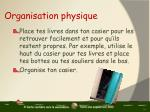 organisation physique3