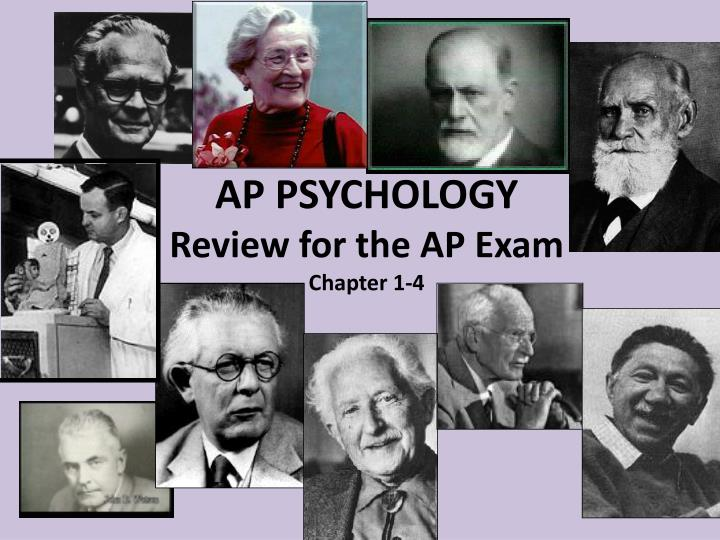 ap psychology review for the ap exam chapter 1 4 n.