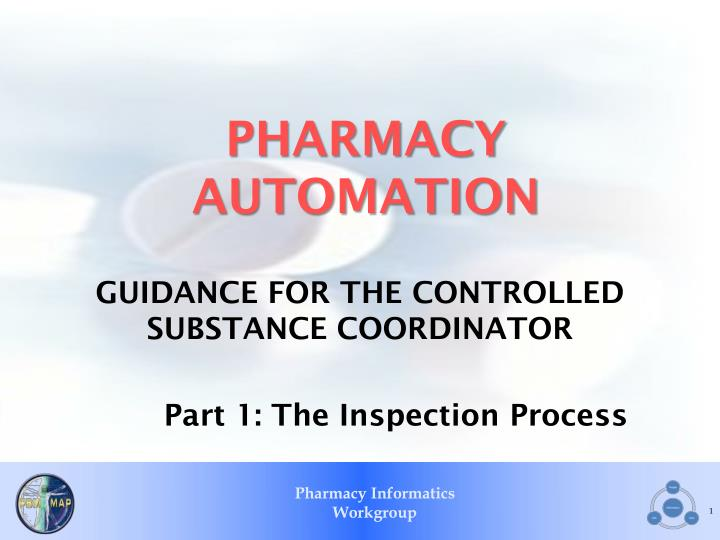 pharmacy automation n.
