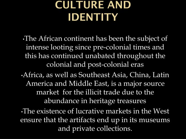 Culture and identity1