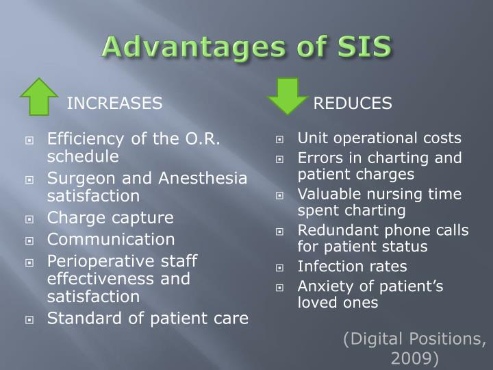 Ppt Surgical Information System Sis Powerpoint