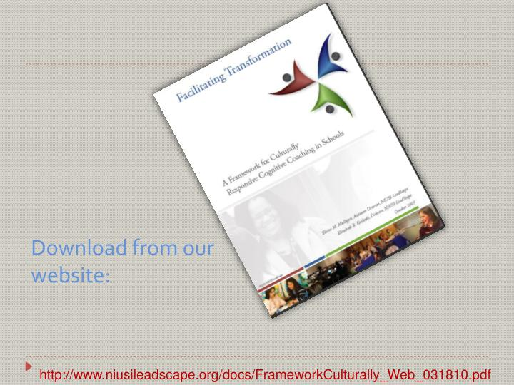 Download from our website: