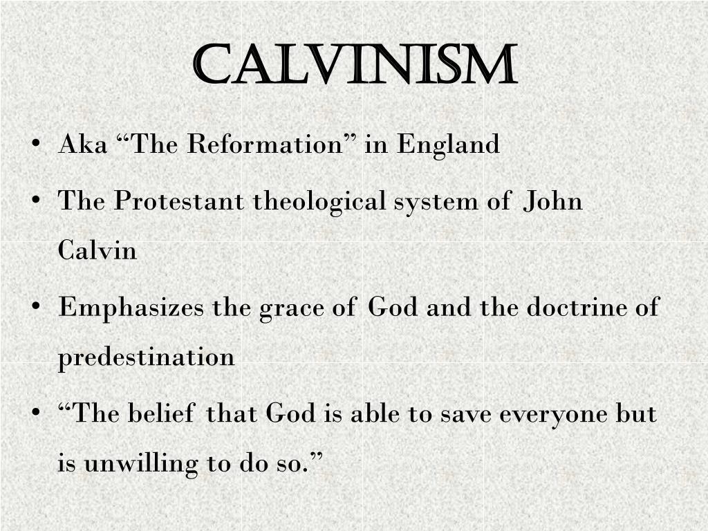 John wesley's doctrine of preveient grace