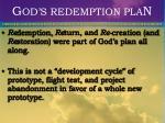 g od s redemption pla n1
