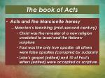 the book of acts2