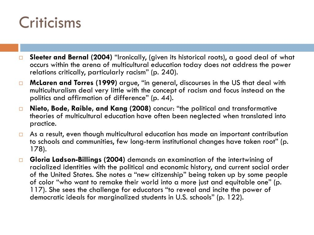 PPT - EDBE 3480 Issues in Multiculturalism and Bilingualism