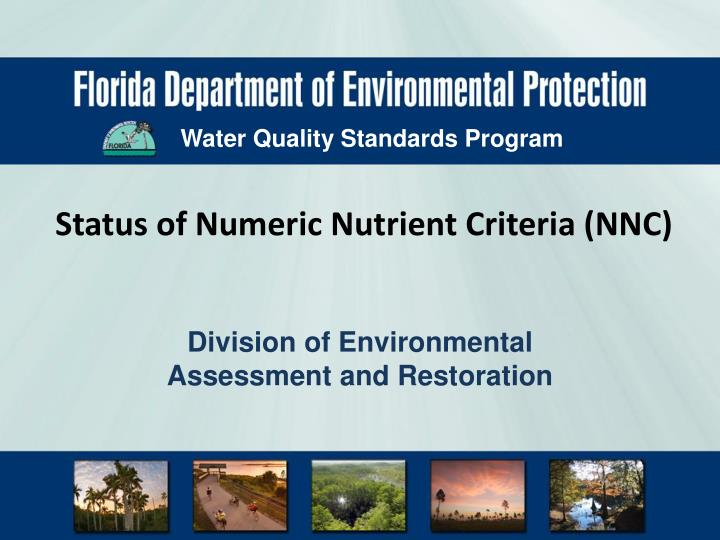 how are water quality standards determined A copy of the coliform bacteria in drinking water supplies is available in adobe portable document format (pdf, 378kb, 2pg) coliforms are bacteria that are always present in the digestive tracts of animals, including humans, and are found in their wastes they are also found in plant and soil.