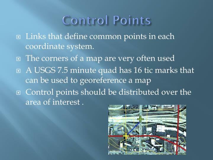 Control Points