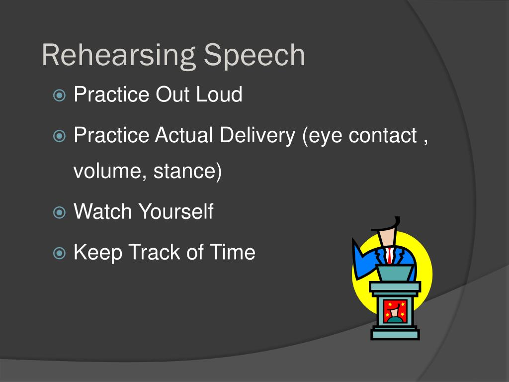 Ppt What Makes A Good Public Speaker Amp Speech