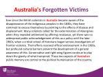 australia s forgotten victims
