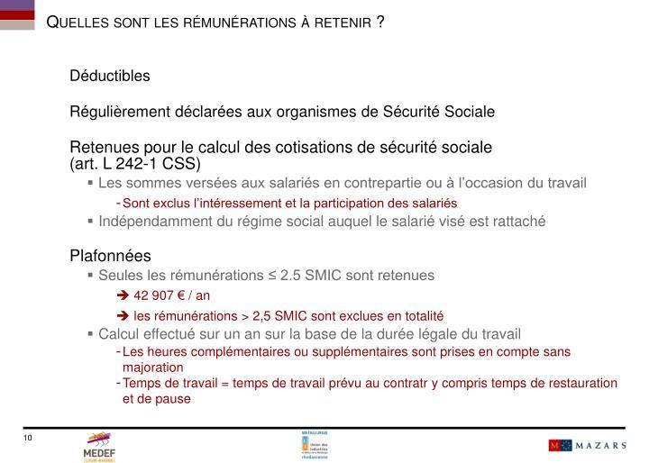 Ppt cr dit d 39 imp t pour la comp titivit et l emploi - 12 5 du plafond horaire de la securite sociale ...