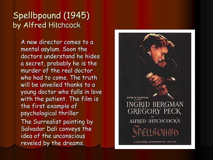 Spellbpound (1945)