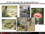 sns fpc degreasing uhv cleaning and hpr rinse