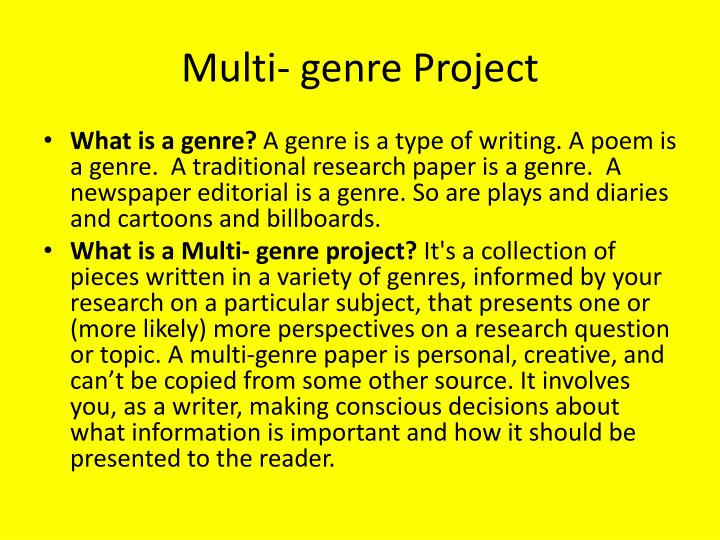 gothic genre essay The key features of gothic literature gothic literature is written to induce sign up to view the whole essay and download the pdf for anytime access on your.