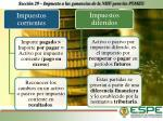 secci n 29 impuesto a las ganancias de la niif para las pymes