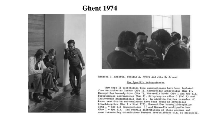 Ghent 1974