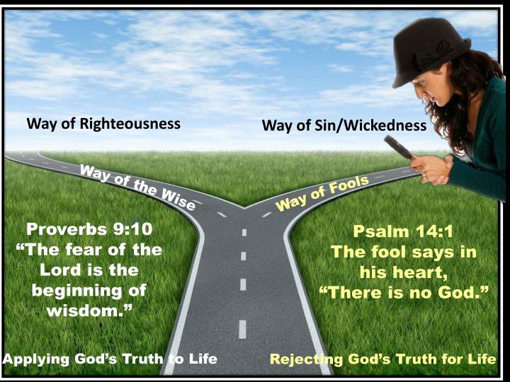 Way of Righteousness