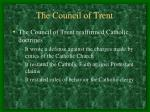the council of trent1