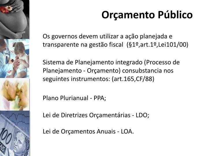 Orçamento Público