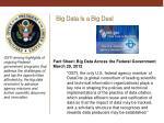 big data is a big deal