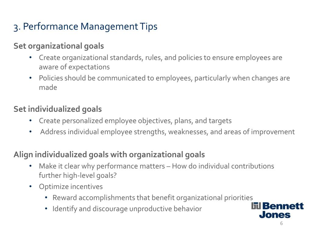 PPT - Performance Management and Progressive Discipline PowerPoint