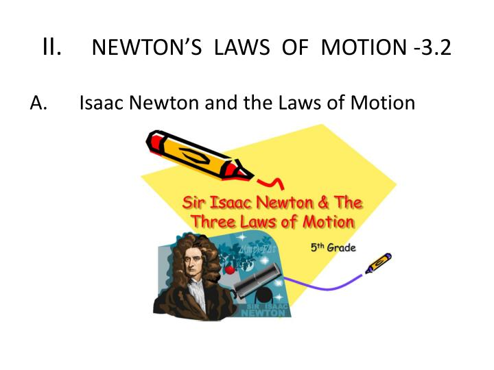 the life of isaac newton and his law of motion The motion of an aircraft through the air can be explained and described by physical principals discovered over 300 years ago by sir isaac newton newton worked in many areas of mathematics and physics.