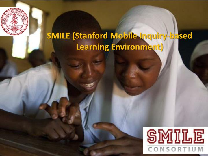 smile stanford mobile inquiry based learning environment